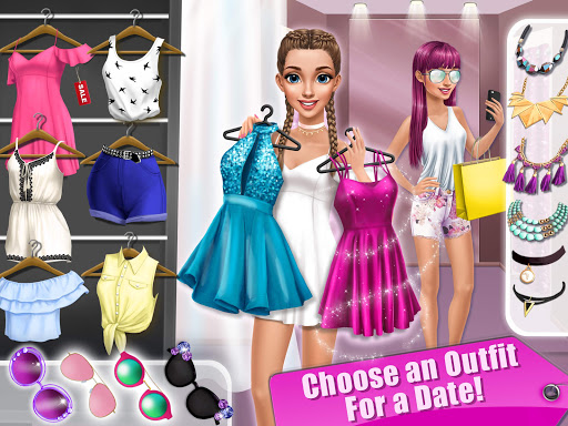 Hannah's Fashion City - High School Love Story for PC