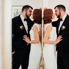 Wedding photographer Angelina Stebikhova (FAMILIA). Photo of 19.01.2017