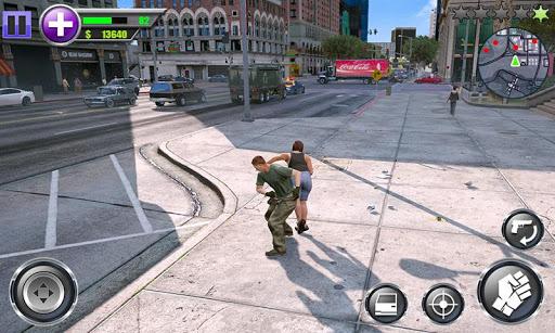 Crime Simulator 3D - Real Mafia Gangster apkpoly screenshots 1