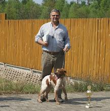 Photo: Krajowe FT w Piotrkowie  Trybunalskim, 3 maja 2012 Upragniona nagroda :)