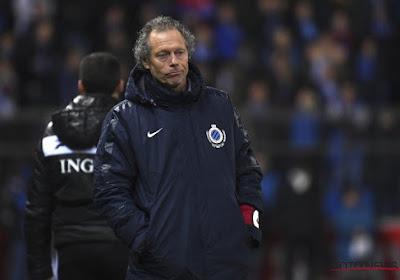 """Club Brugge zkt. coach in België: """"Ik heb nog geen contact gehad"""""""