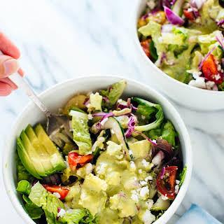 Mexican Green Salad Recipes.