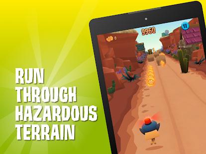 Dash Tag - Fun Endless Runner! poster