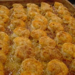 Jumbo Shrimp Parmesan Recipe