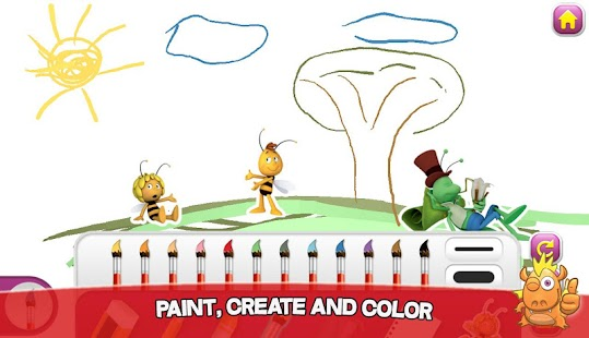 Maya the Bee: Play and Learn- screenshot thumbnail