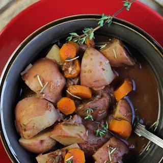 Hearty Veggie Potato Stew Recipe