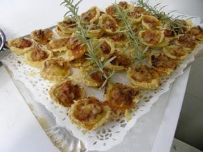Photo: Tartelette thon et tomates