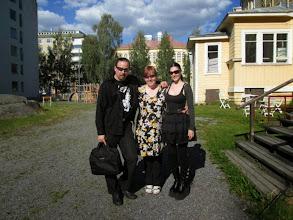 Photo: Kulturföreningen Kretsen, Uumeå, Sverige.