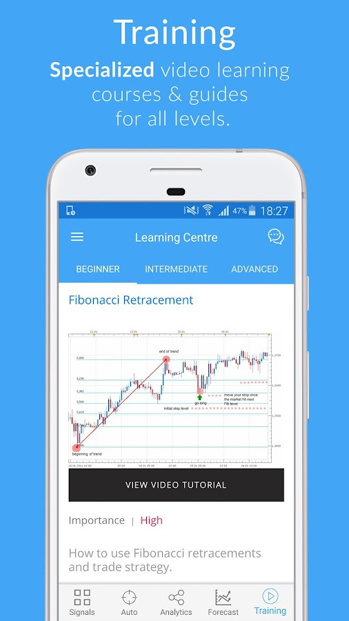 My TradingPal - Trading Opportunities & Education- screenshot