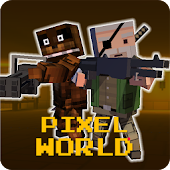 Pixel Z World - 3D Tps