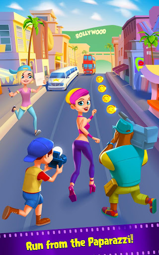 Hollywood Rush screenshot 7