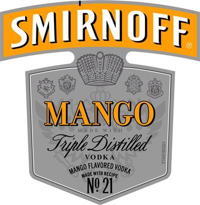Logo of Smirnoff Mango
