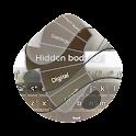 Hidden body GO Keyboard icon