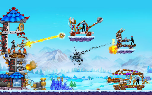 The Catapult 2 u2014 Grow your castle tower defense 3.1.0 screenshots 22