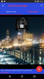 Urban City Unplugged Radio Station - náhled