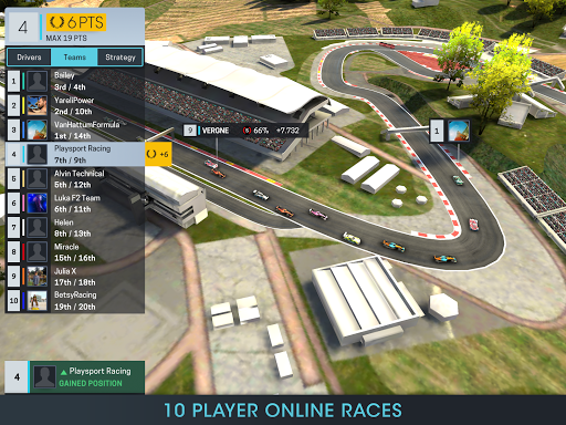 Motorsport Manager Online modavailable screenshots 12