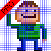 8Bit: Drawings on the cell PRO