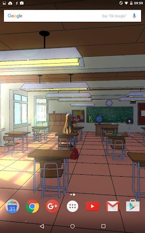 android Anime School 3D Free Screenshot 6