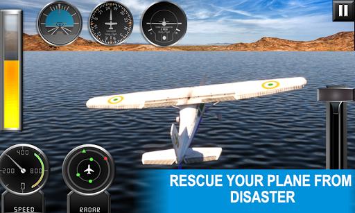 Pilot Plane Flight Simulator 3D Real Flying Master 1.0 screenshots 1