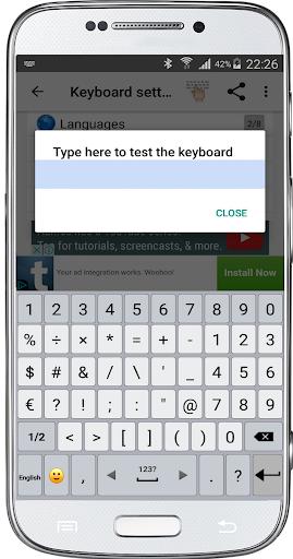 Classic Big Keyboard 6.1 screenshots 6