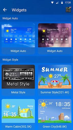 Weather Forecast 1.0.8.5 Screenshots 7