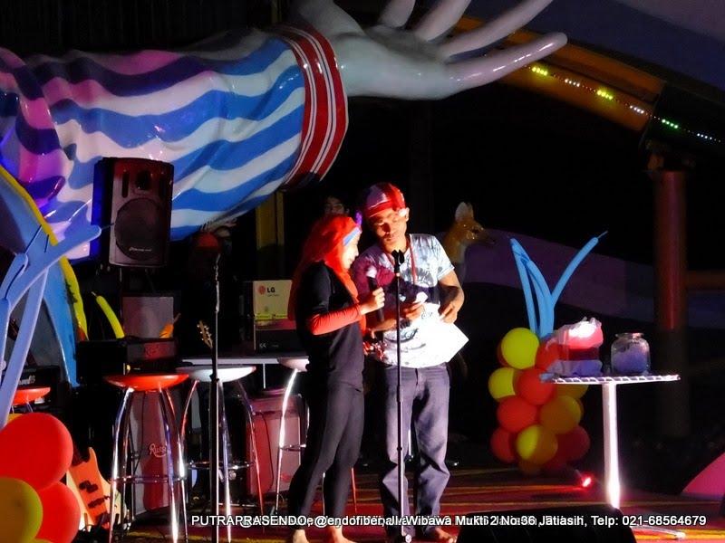 Tempat konser musik di Bekasi