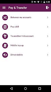 AIB Mobile - screenshot thumbnail