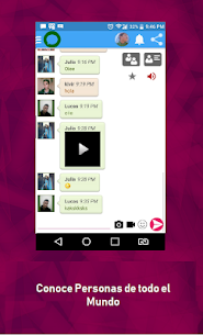 Chat para conocer Personas 2