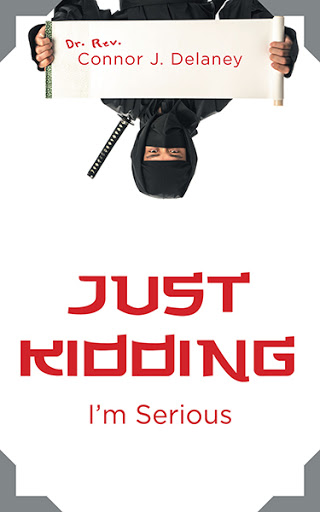 Just Kidding cover