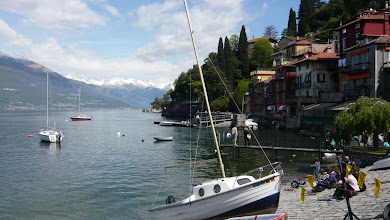 Photo: Take the ferry to Varenna