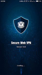 Secure Web VPN 1