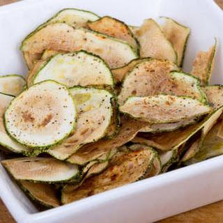 Tasty Zucchini Chips.
