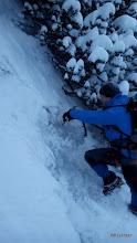 Photo: trošku v ľade...
