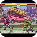 Super Turtles Warriors: TMNT Ninja Project icon