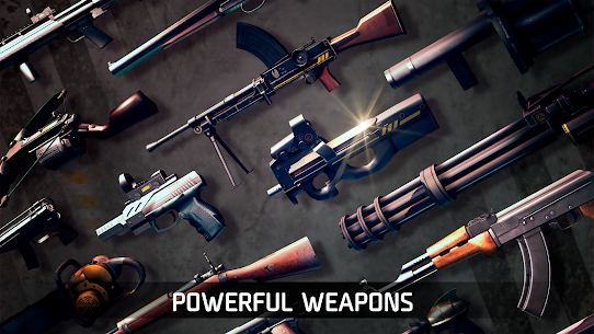 DEAD TRIGGER MOD APK 2.0.1 [Unlimted Money] 2