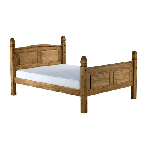 Birlea Corona High End Pine Bed Frame