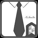 Mr. Gentle Launcher theme icon
