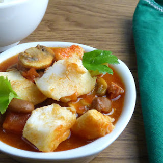 Fish Chilli with Cod and Chorizo Recipe
