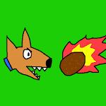 Dog Vs. Meteorites Icon