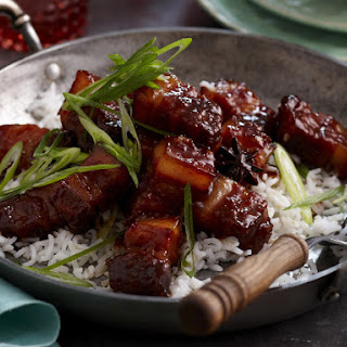 Sticky Sweet Pork.