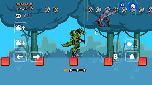Robot Crocodile Toy Robot War  {cheat|hack|gameplay|apk mod|resources generator} 3
