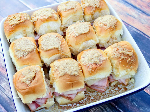 Anytime Tailgate Sandwiches Recipe