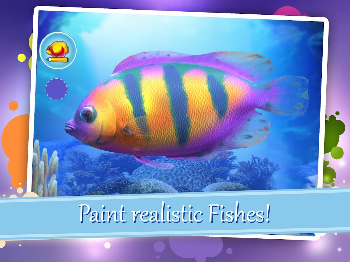 Paint Me a Fish!- screenshot