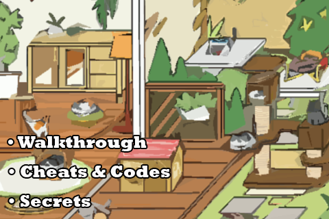 Guide for Neko Atsume Kitty