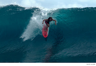 Photo: Craig Anderson, Tahiti. Photo: Glaser #Surfer #SurferPhotos