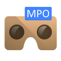 MPO Viewer for Cardboard icon