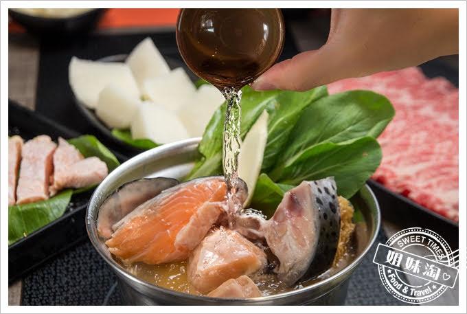 陶林日式涮涮鍋鳳山店鮭魚頭鍋