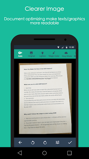CamScanner -Phone PDF Creator screenshot 3
