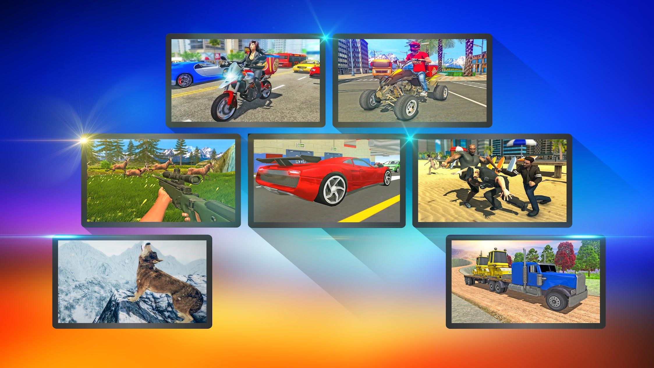 MAS 3D STUDIO - Racing and Climbing Games