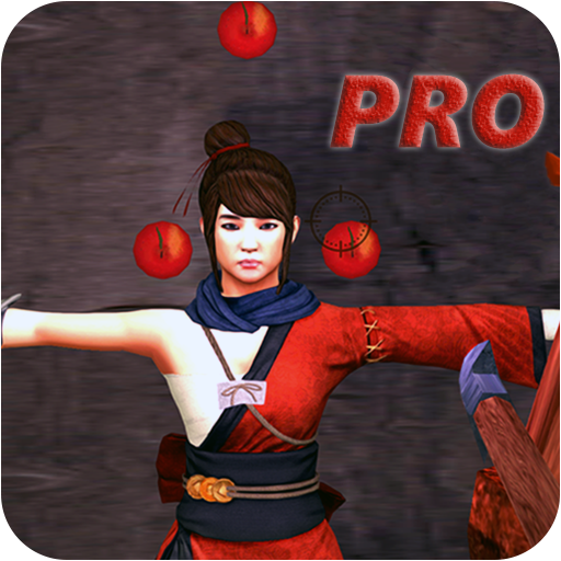 Archery Physics Objects Destruction Apple shooter